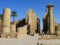 luxor excursion by plane from sharm el sheikh two days trip