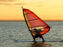 Wind Surfing excursion